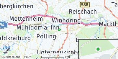 Google Map of Teising