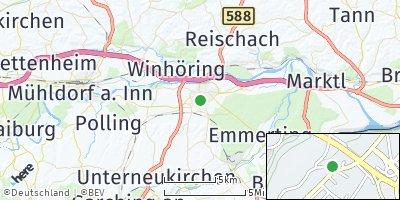 Google Map of Altötting