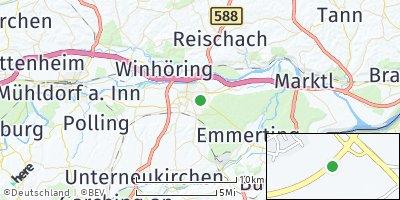 Google Map of Neuötting