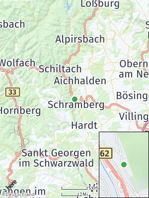 Here Map of Schramberg