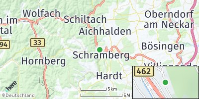 Google Map of Schramberg