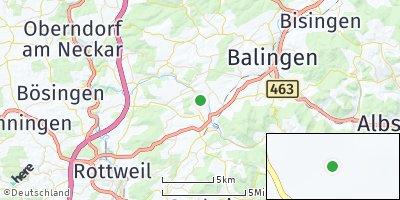 Google Map of Dautmergen
