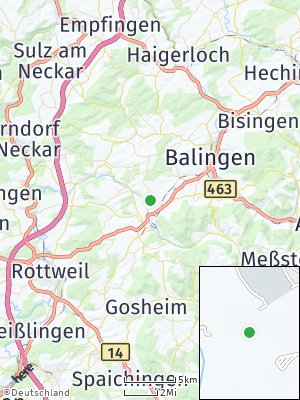 Here Map of Dormettingen