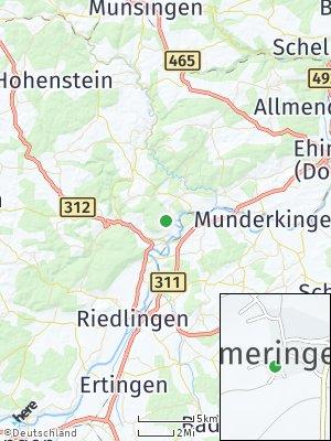 Here Map of Emeringen