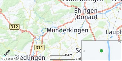 Google Map of Untermarchtal