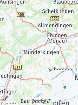 Here Map of Munderkingen