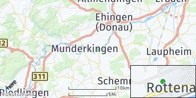 Google Map of Rottenacker