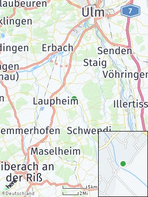 Here Map of Burgrieden