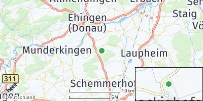 Google Map of Bockighofen