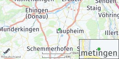 Google Map of Untersulmetingen