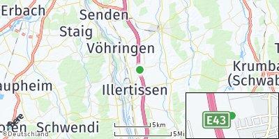 Google Map of Betlinshausen