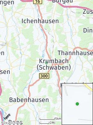 Here Map of Deisenhausen