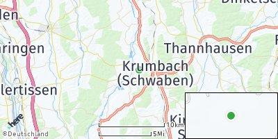 Google Map of Deisenhausen