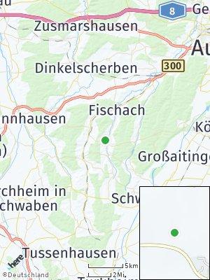 Here Map of Mickhausen
