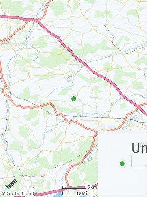 Here Map of Oberschweinbach