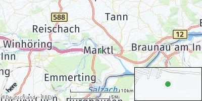 Google Map of Marktl