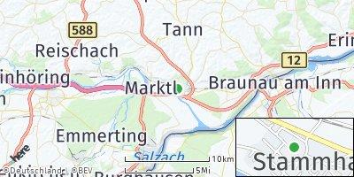 Google Map of Stammham