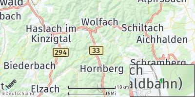 Google Map of Gutach