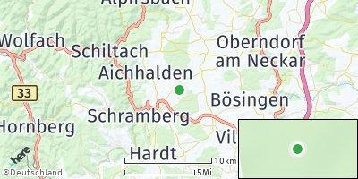 Google Map of Brambach