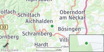 Google Map of Eschbronn