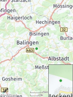 Here Map of Stockenhausen