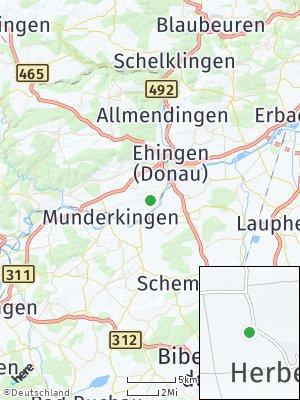 Here Map of Herbertshofen