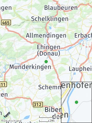 Here Map of Dintenhofen
