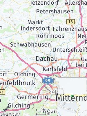 Here Map of Mitterndorf