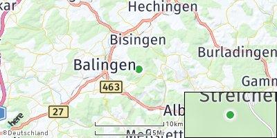 Google Map of Streichen