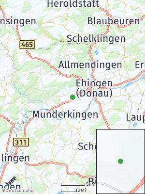 Here Map of Schlechtenfeld