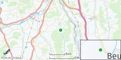 Google Map of Schnürpflingen