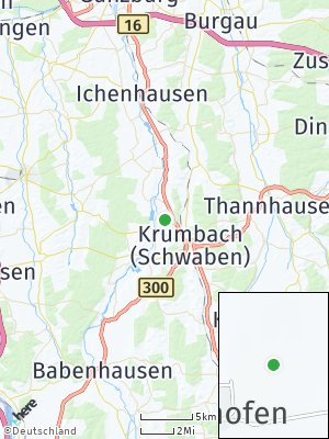 Here Map of Wiesenbach