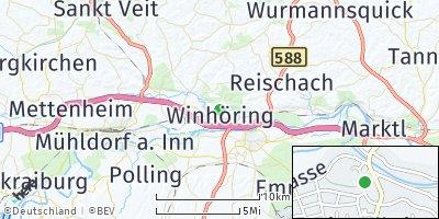 Google Map of Winhöring