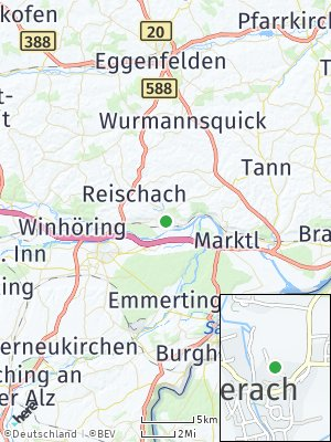 Here Map of Perach