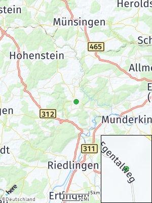 Here Map of Hayingen