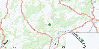 Google Map of Hayingen