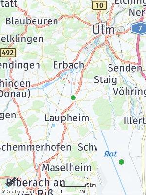 Here Map of Achstetten
