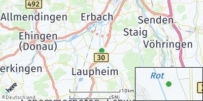 Google Map of Achstetten