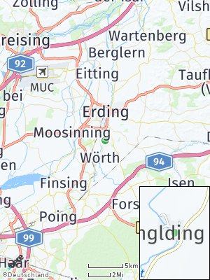 Here Map of Singlding