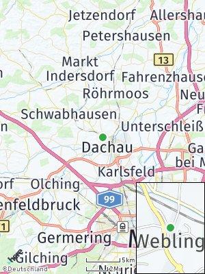 Here Map of Webling