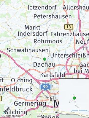 Here Map of Steinkirchen