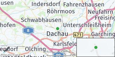 Google Map of Steinkirchen