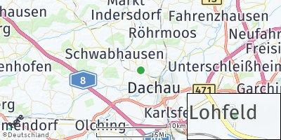 Google Map of Lohfeld