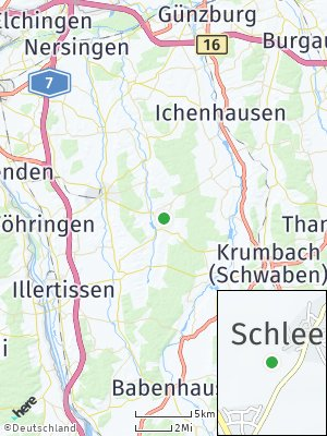 Here Map of Roggenburg