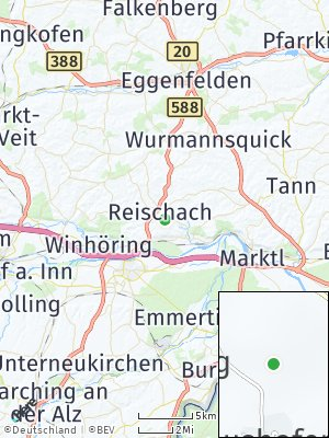 Here Map of Reischach