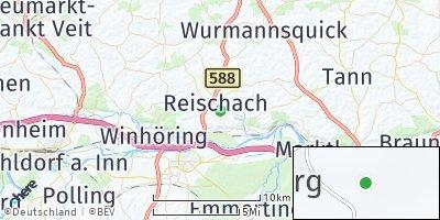 Google Map of Reischach