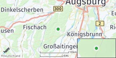 Google Map of Burgwalden