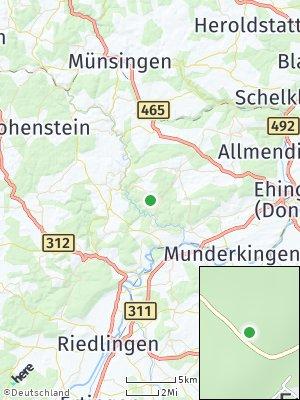 Here Map of Erbstetten