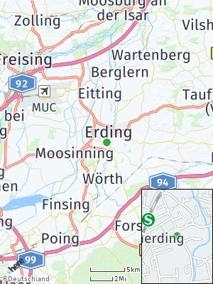 Here Map of Altenerding