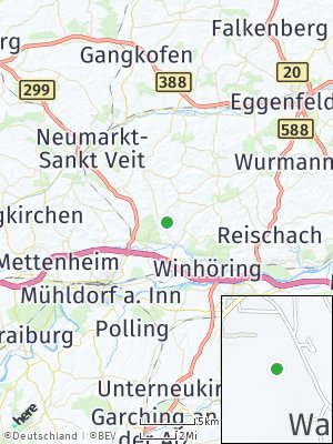 Here Map of Pleiskirchen